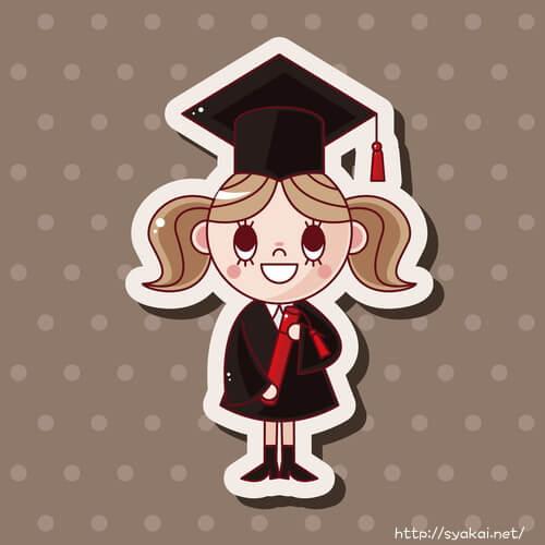 子育てしながら大学を卒業した主婦